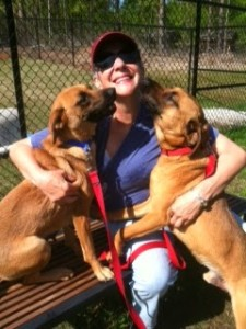 caroline-simonson-with-two-shelter-dogs-1