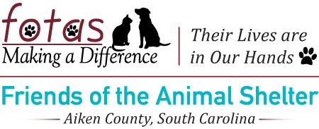 Friends of the Animal Shelter | Aiken, SC