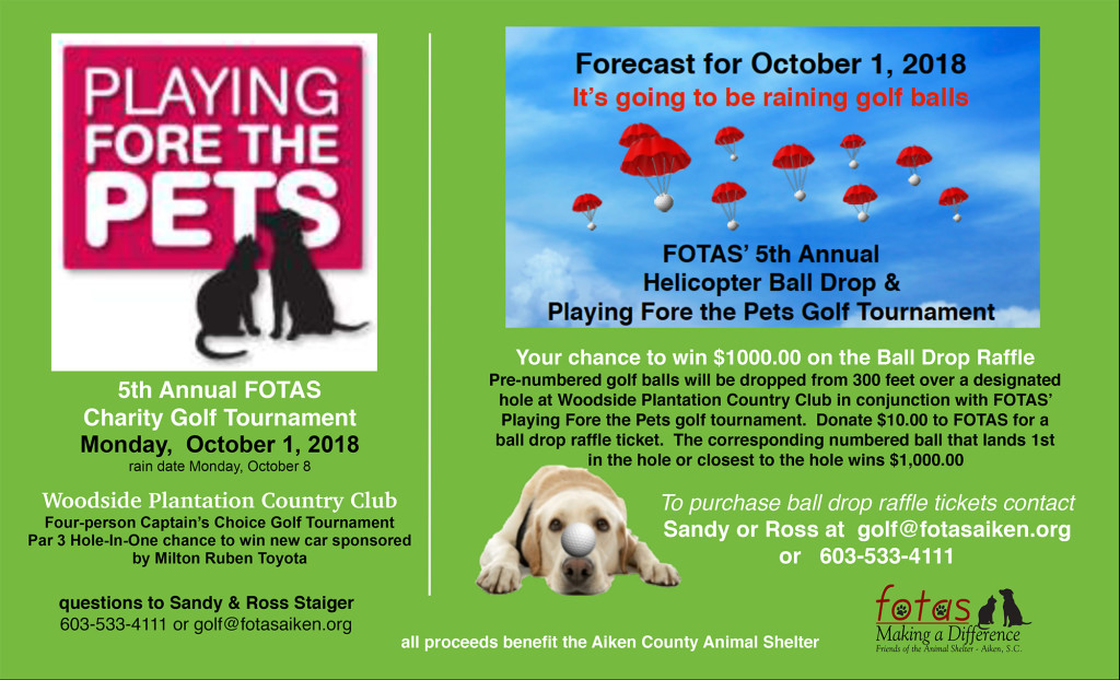 Aiken_FOTAS_Golf_tournament_2018_October