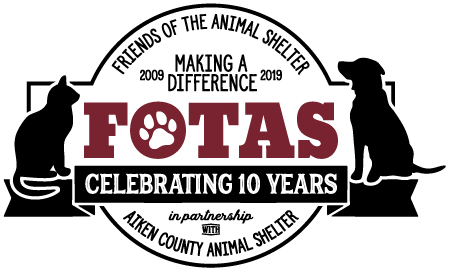 Friends of the Animal Shelter | Aiken, SC – Their Lives Are